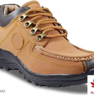 Aadab Fashionable Men Casual Shoes Nubuck Material
