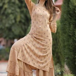Chitrarekha Attractive Women Sharara Kurta Sets