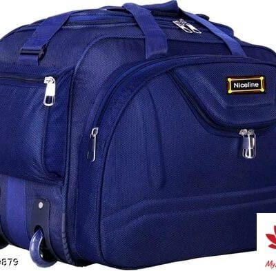 Medium Lightweight Durable Duffel Overnight Travel Bags