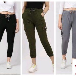 Trendy Modern Women Women Trousers