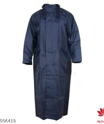 Trendy Sensational Raincoats Polyester Fabric