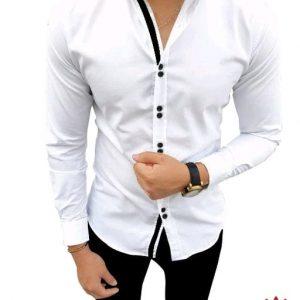 Classy Fashionable Men Cotton Blend Shirts